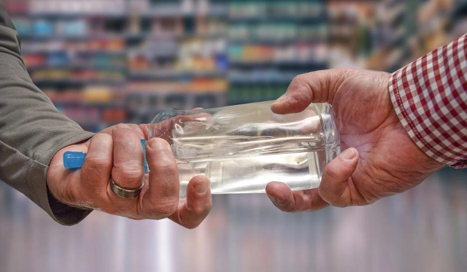 Health Canada: Hand Sanitizer Recall